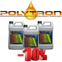 Promo 67 - POLYTRON Full Synthetic Motor Oil SAE 5W30 - Oil Change Interval 50.000 km - 3x4L