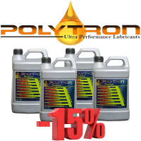 Promo 68 - POLYTRON Full Synthetic Motor Oil SAE 5W30 - Oil Change Interval 50.000 km - 4x4L