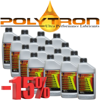 Promo 110 - POLYTRON Racing 4T 10W40 Motorcycle Oil - 16x1L
