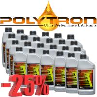 Promo 112 - POLYTRON Racing 4T 10W40 Motorcycle Oil - 24x1L