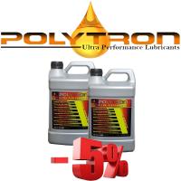 Promo 94 - POLYTRON Full Synthetic Motor Oil SAE 10W40 - Oil Change Interval 50.000 km - 2x4L