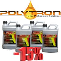 Promo 96 - POLYTRON Full Synthetic Motor Oil SAE 10W40 - Oil Change Interval 50.000 km - 4x4L