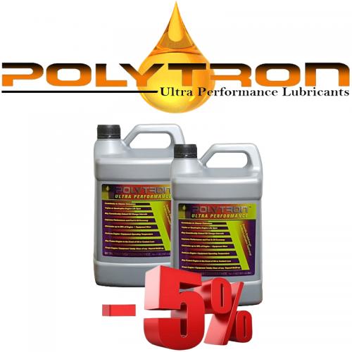Promo 8 - POLYTRON MTC metal treatment concentrate (Oil Additive) - 2x4L