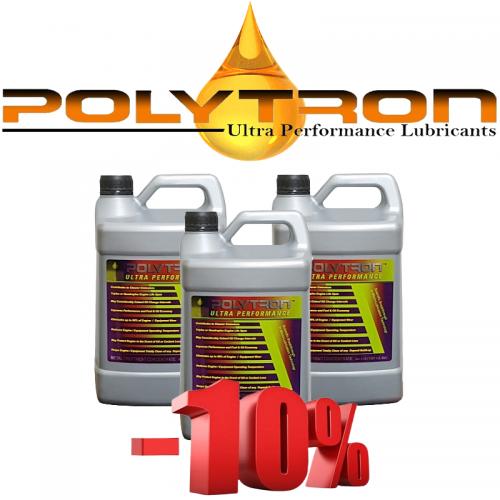 Promo 9 - POLYTRON MTC metal treatment concentrate (Oil Additive) - 3x4L