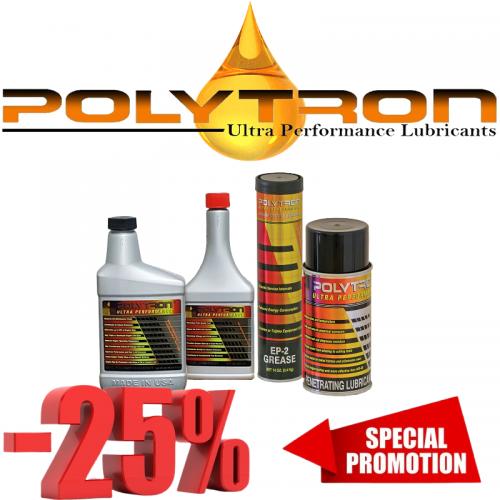 Special Promo - POLYTRON MTC - 473ml. + POLYTRON GDFC - 355ml. + POLYTRON PL -  200ml. + POLYTRON EP-2 - 0,4kg.