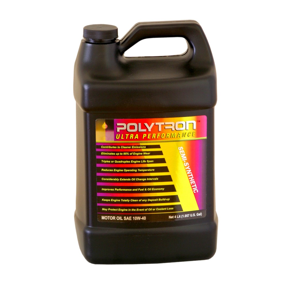 Polytron semi synthetic motor oil sae 15w40 for Does motor oil expire