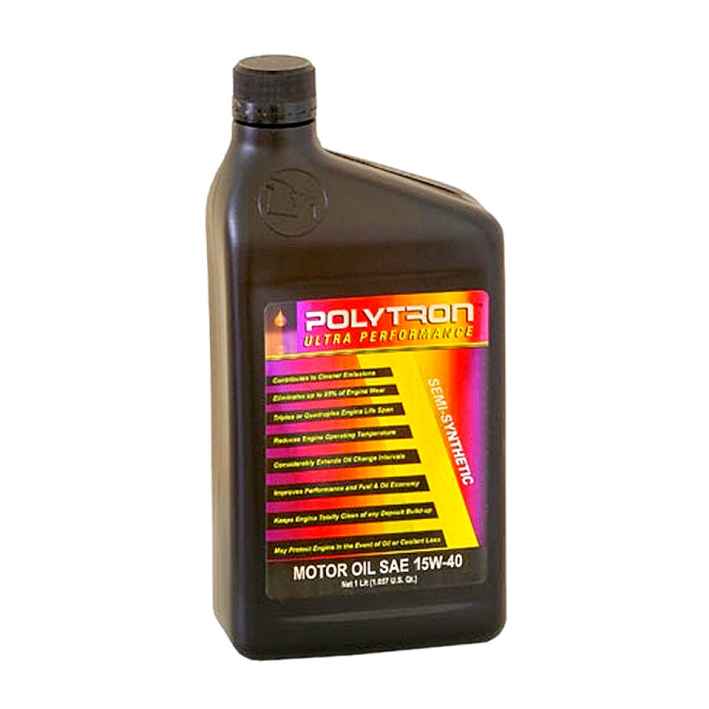 polytron semi synthetic motor oil sae 15w40. Black Bedroom Furniture Sets. Home Design Ideas
